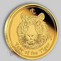 Lunar II - Tiger 2010 Gold