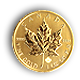 1 Oz Gold - Kanada Maple Leaf 2016/17