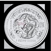 Lunar 1 Silber